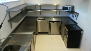 Bishopswood road full kitchen