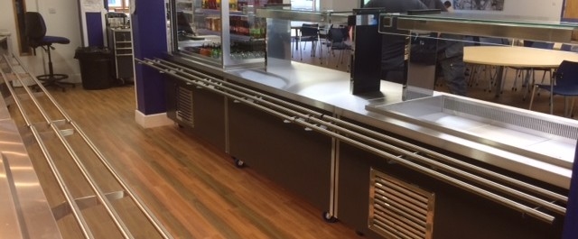 Commercial Kitchen Design Indigo Catering