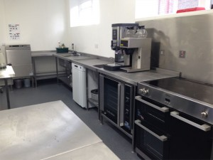St Elizabeth's Church Eastbourne Kitchen