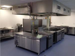 St Richards kitchen