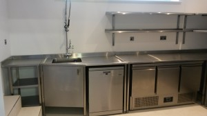 Bishopswood road Dishwash area