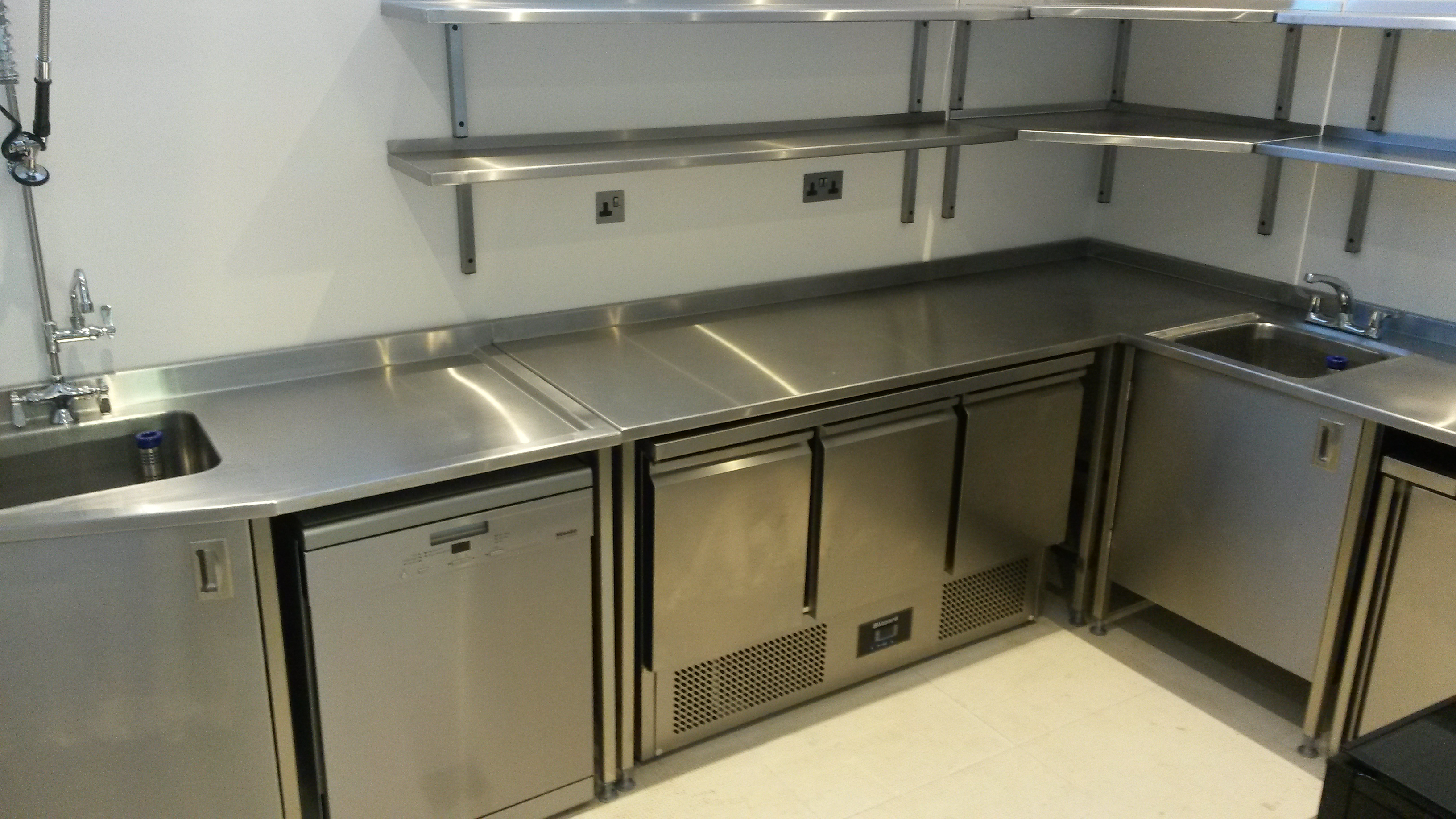 Commercial Kitchens Sussex