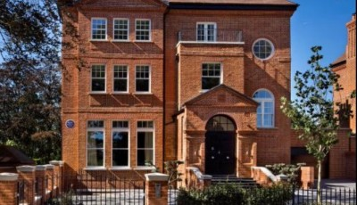Bishopswood Road house