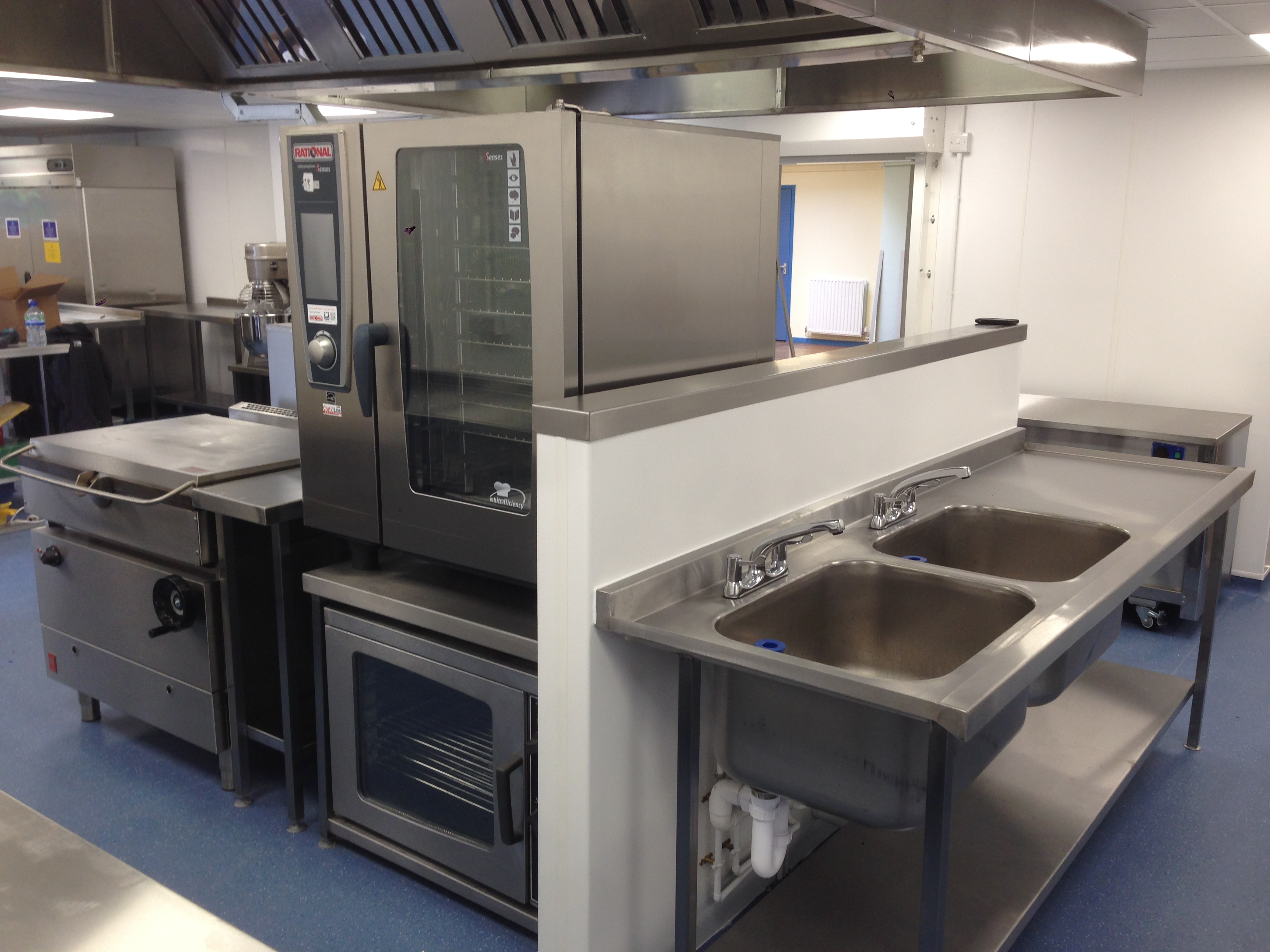 Westfield Primary School Kitchen Design & Installation